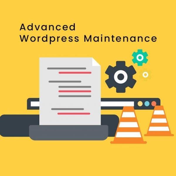 Advanced Web Maintenance