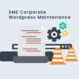 Corporate Web Maintenance