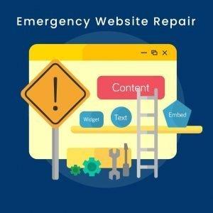 Emergency Website Repair